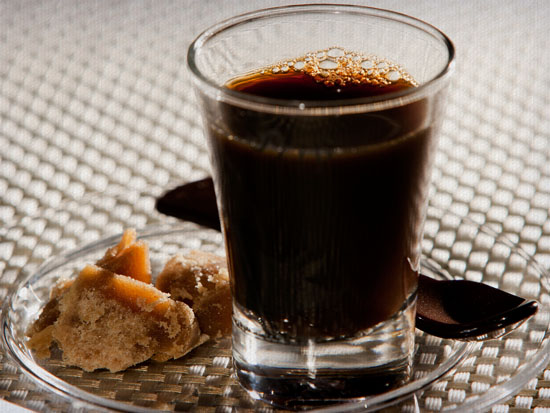 Receita de Café com Rapadura
