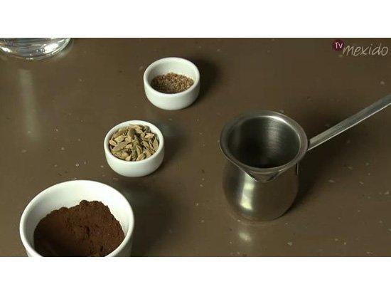 Como preparar um café turco