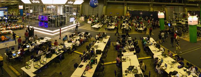 Começou a Campus Party Recife!