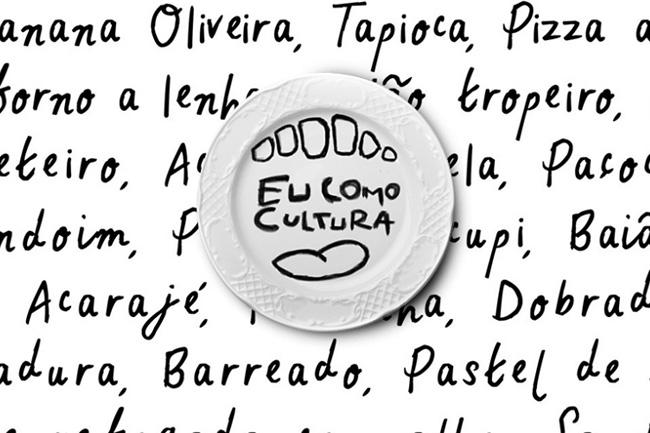 Eu Como Cultura: Mais destaque à gastronomia nacional