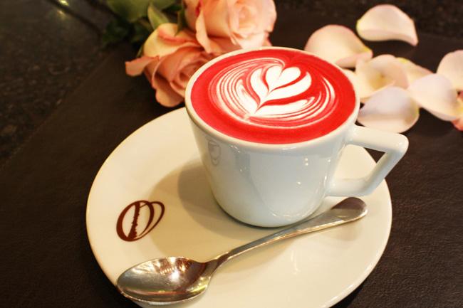 Ideias para um Latte Arte colorido