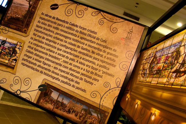 Museu do Café vai ao Shopping em São Paulo