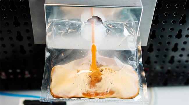 O café espresso chegou à Estação Espacial Internacional