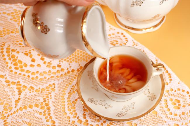 Breakfast Tea, o chá para o café da manhã