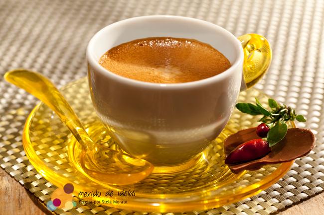 Café com pimenta
