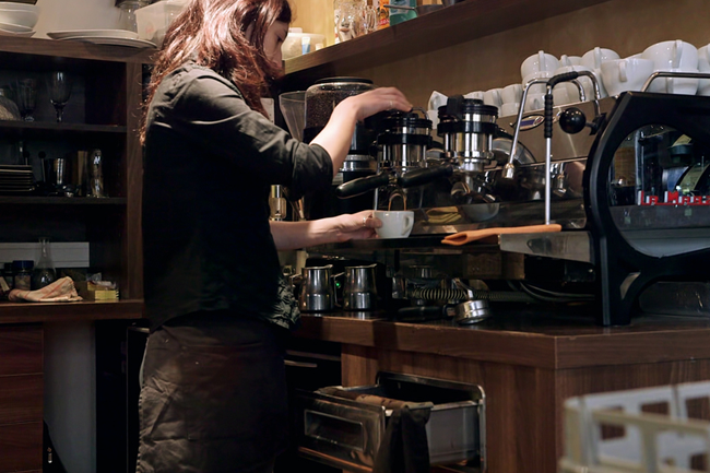Documentário: Paris Coffee Project