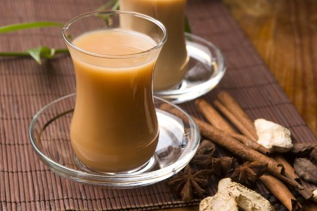 O que é um chai latte?