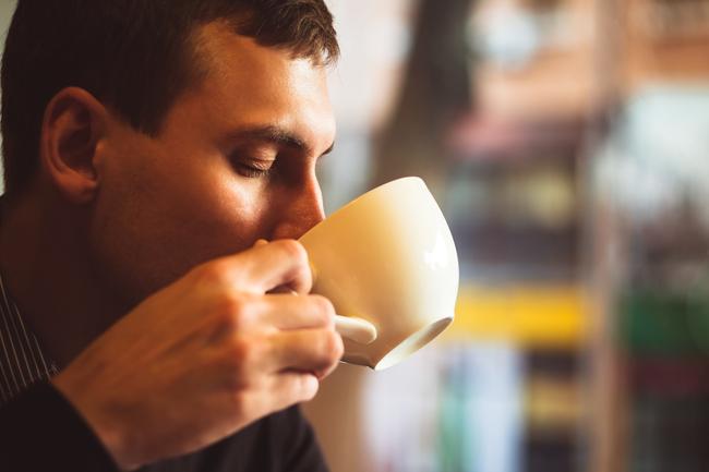 Café para aliviar o estresse?