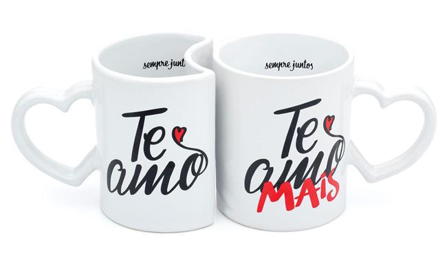 Presentes para um Dia dos Namorados cafeinado