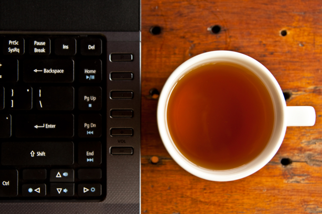Os profissionais mais apaixonados por chá