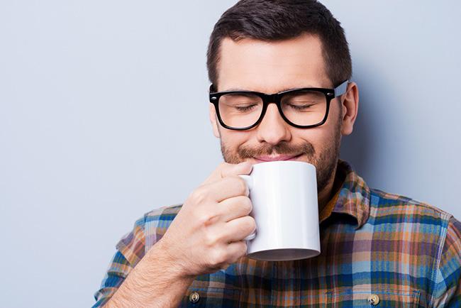 cheiro-café