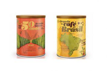 Café Iguaçu lança latas colecionáveis