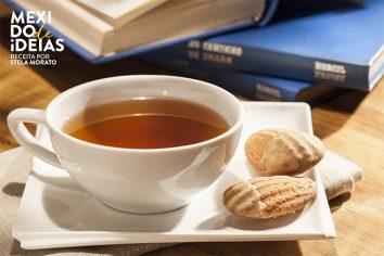 Madeleine de café solúvel