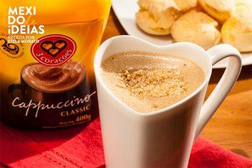 Cappuccino crocante