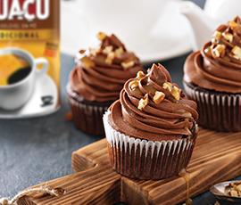 Como Fazer Cupcakes de Chocolate com Café