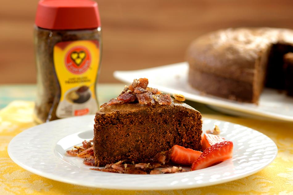 Receita de Brownie de Bacon Fácil de Fazer