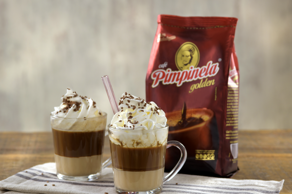 Bebida Quente de Café com Brigadeiro