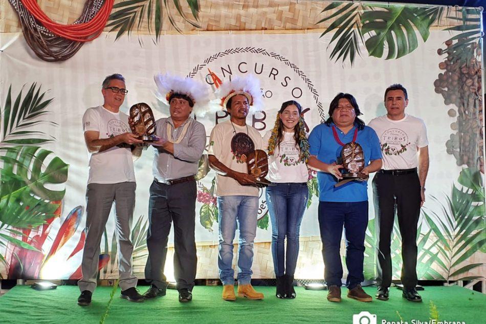 Grupo 3corações conclui a 1ª edição do Concurso Tribos