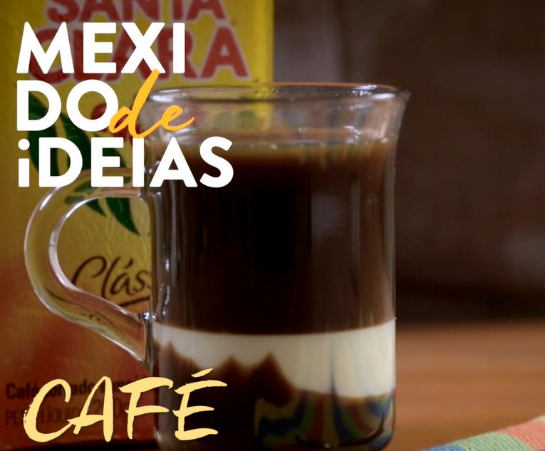 Receita de Café Bombom | Café Santa Clara
