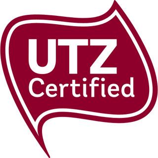 UTZ logo2   Certificação do café – UTZ