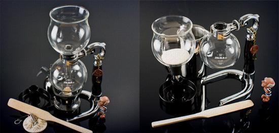 1 tratada   Como funciona a Cafeteira Globinho