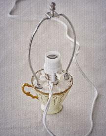 xicajur2T   Como fazer um abajur de xícara
