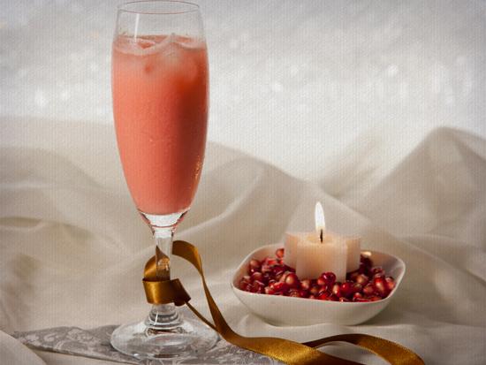Drink de Ano Novo