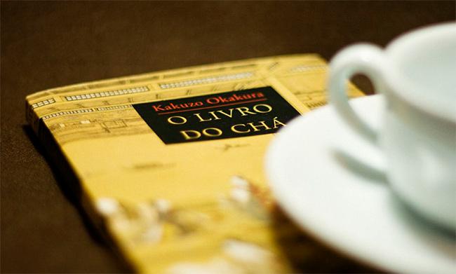 57f3e9dd2 Livro – O Livro do Chá