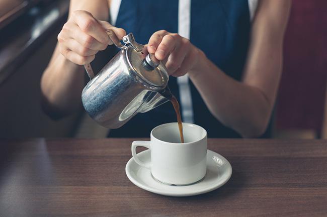 Café pode ser a chave para viver mais
