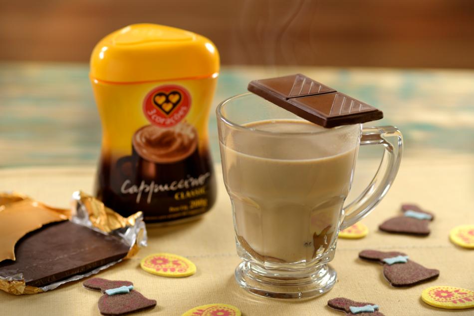 Receita de Submarino de Chocolate